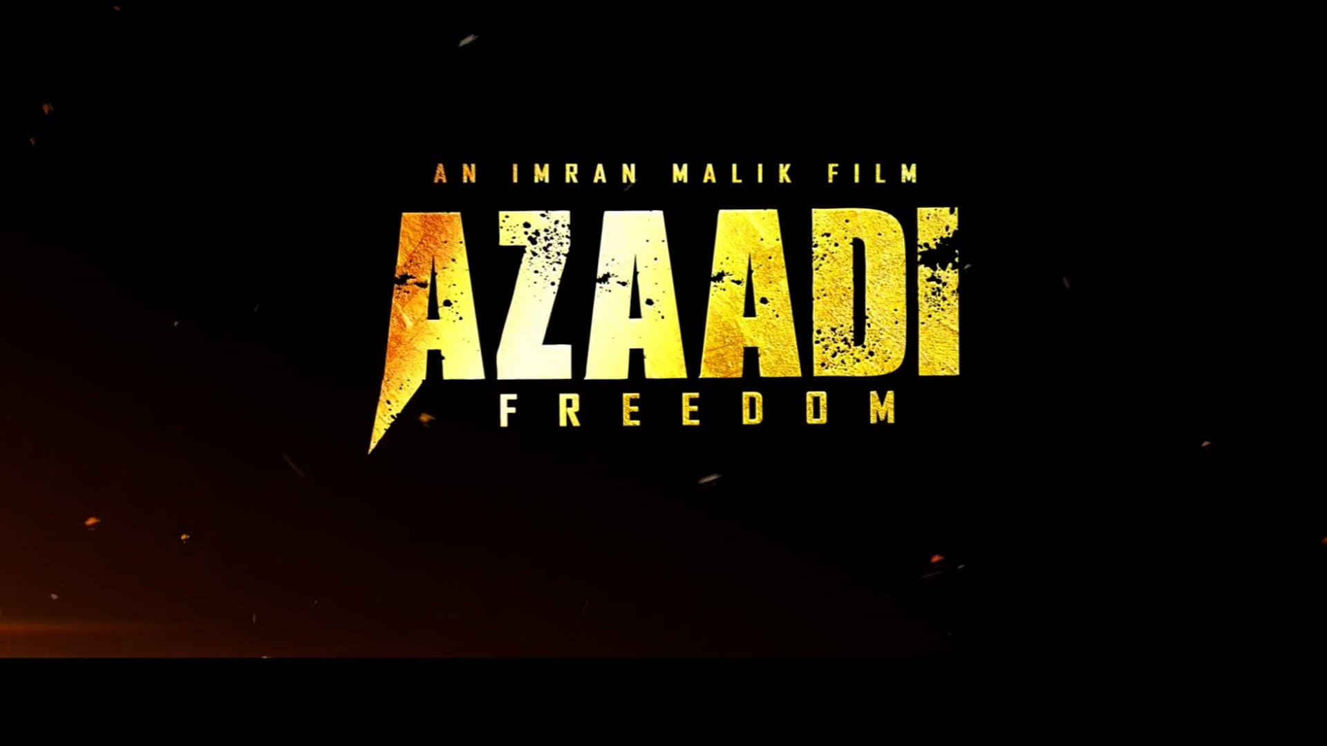 Azadi VFX Breakdown