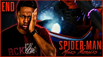 Will Spiderman Live To See Tomorrow!? Trent's Spider-Man Miles Morales: Walkthrough Ep. 12