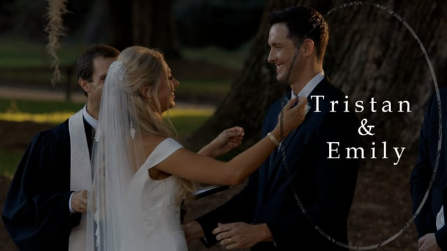 Tristan and Emily's Wedding Day Sneak