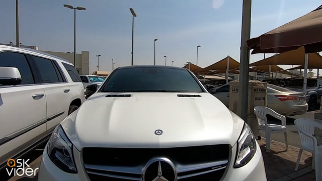 MERCEDES-BENZ GLE63s - WH...