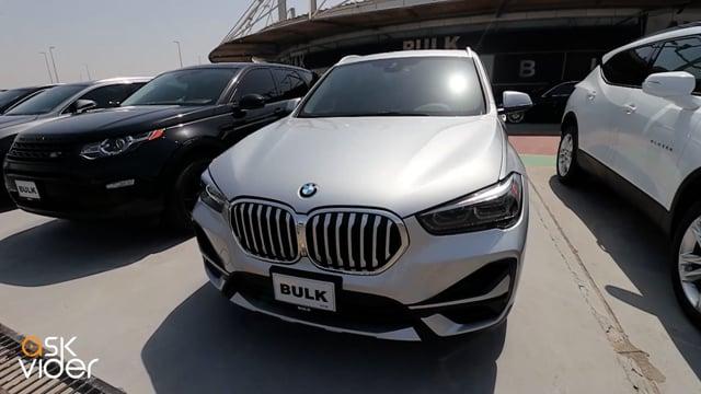 BMW X1 - SILVER - 2020