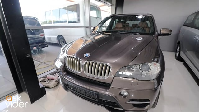 BMW X5 - BROWN - 2012