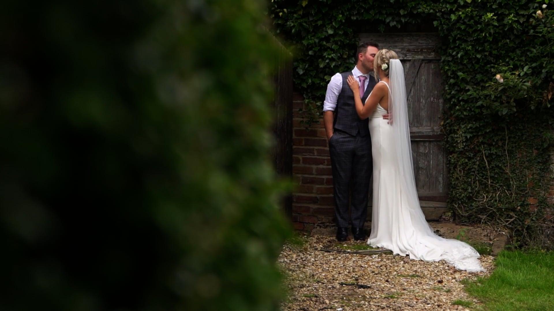 Heather & Ryan - Dodmoor House, Northamptonshire