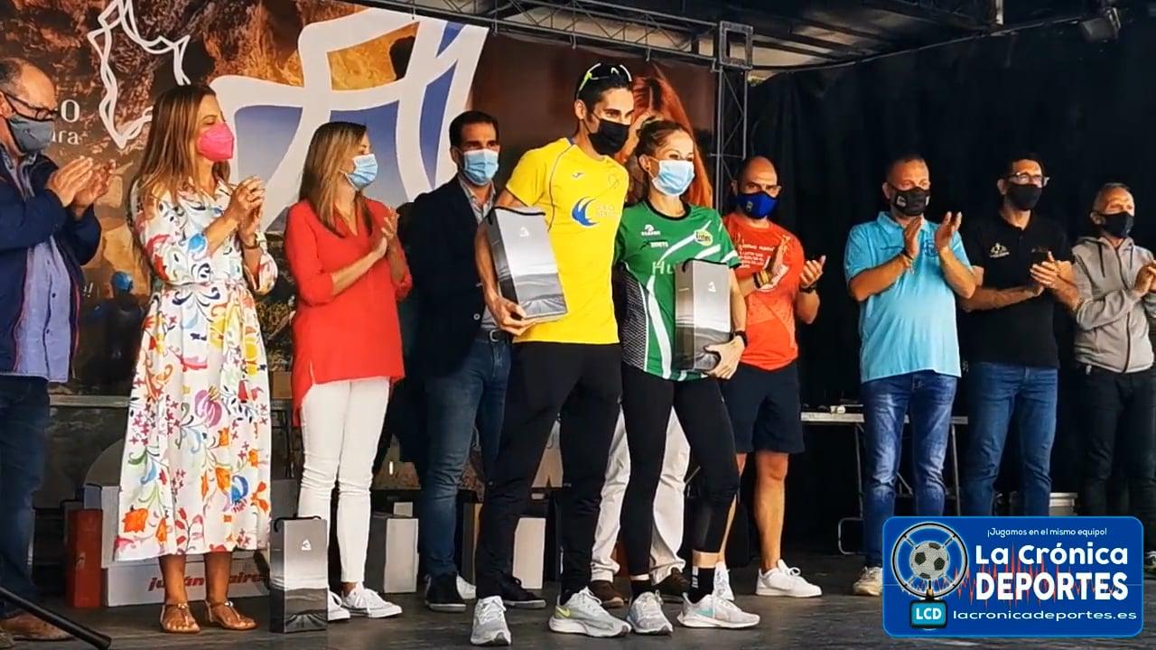 ENTREGA DE PREMIOS   ( 29 Edición ) Medio Maratón Ruta Vino Somontano y el 2º Cuarto de Maratón Campeonato de Aragón.  Organiza Club Atletismo Barbastro
