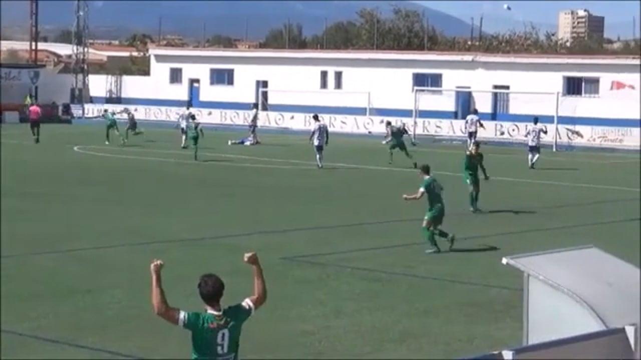 (RESUMEN y GOL) SD Borja 0-1 CD Cuarte/ J 3 / 3ª División