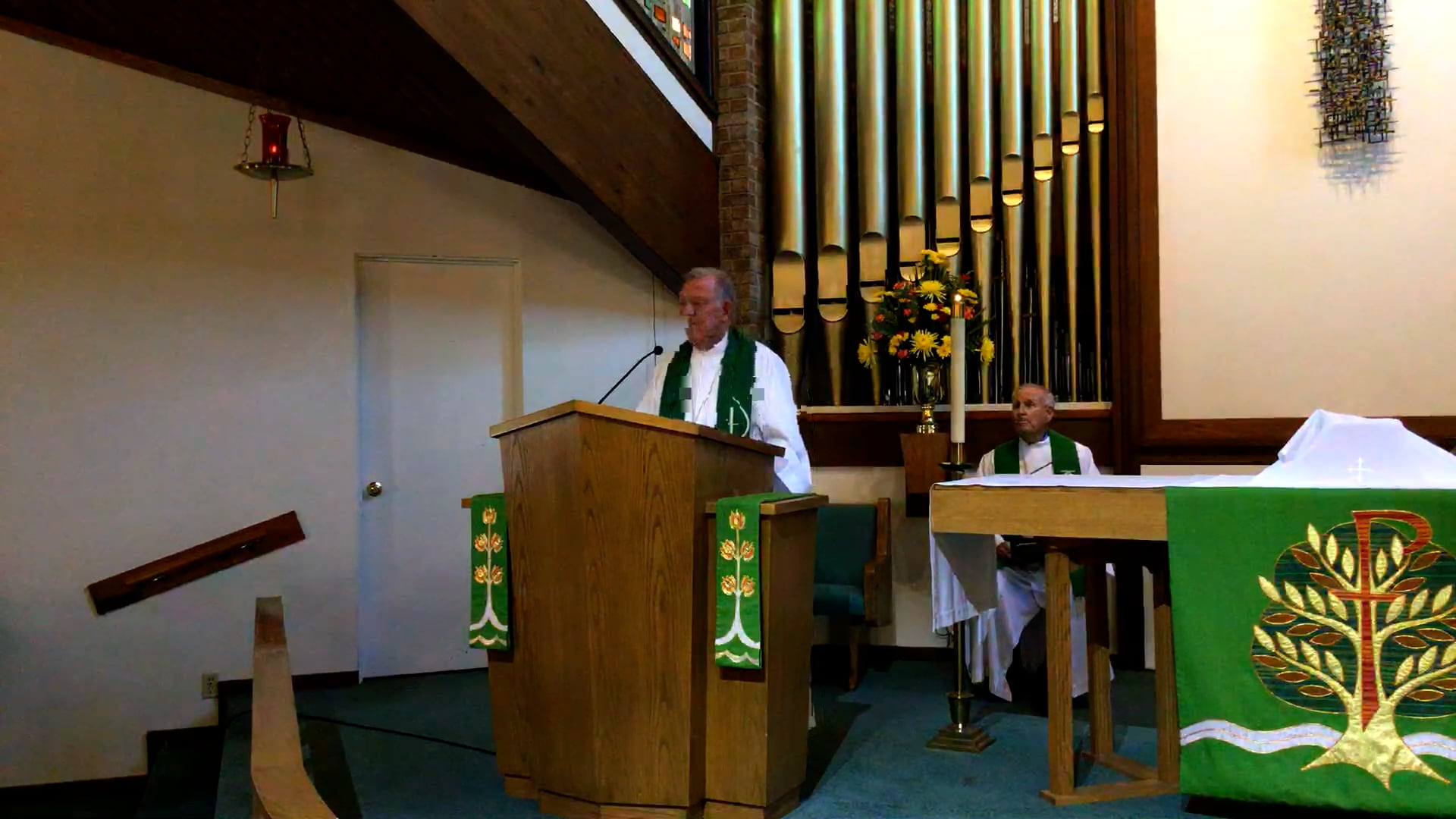 FLC Worship Service - Sept. 19, 2021