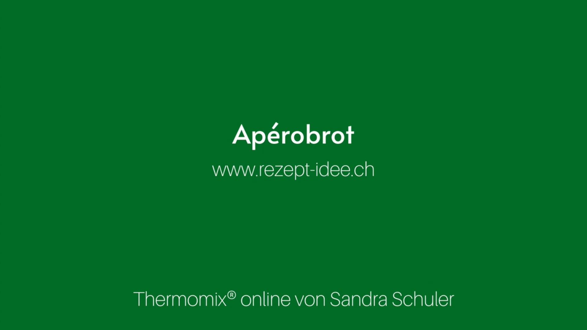 Apérobrot - Sandra Schuler - Rezept-Idee.ch