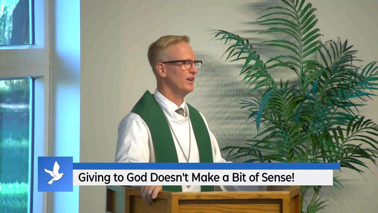 Peace Lutheran Sermon, September 19, 2021.mp4