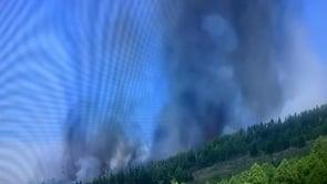 L'eruzione del vulcano Cumbre Vieja alle Canarie