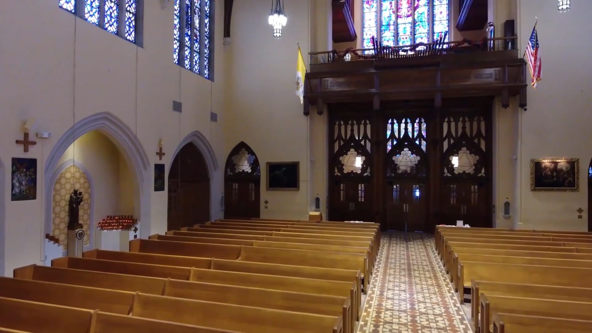Bishop John Barres' Homily for the 25th Sunday in Ordinary Time