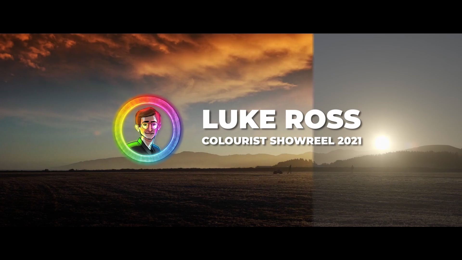 Luke Ross - Colourist Showreel 2021