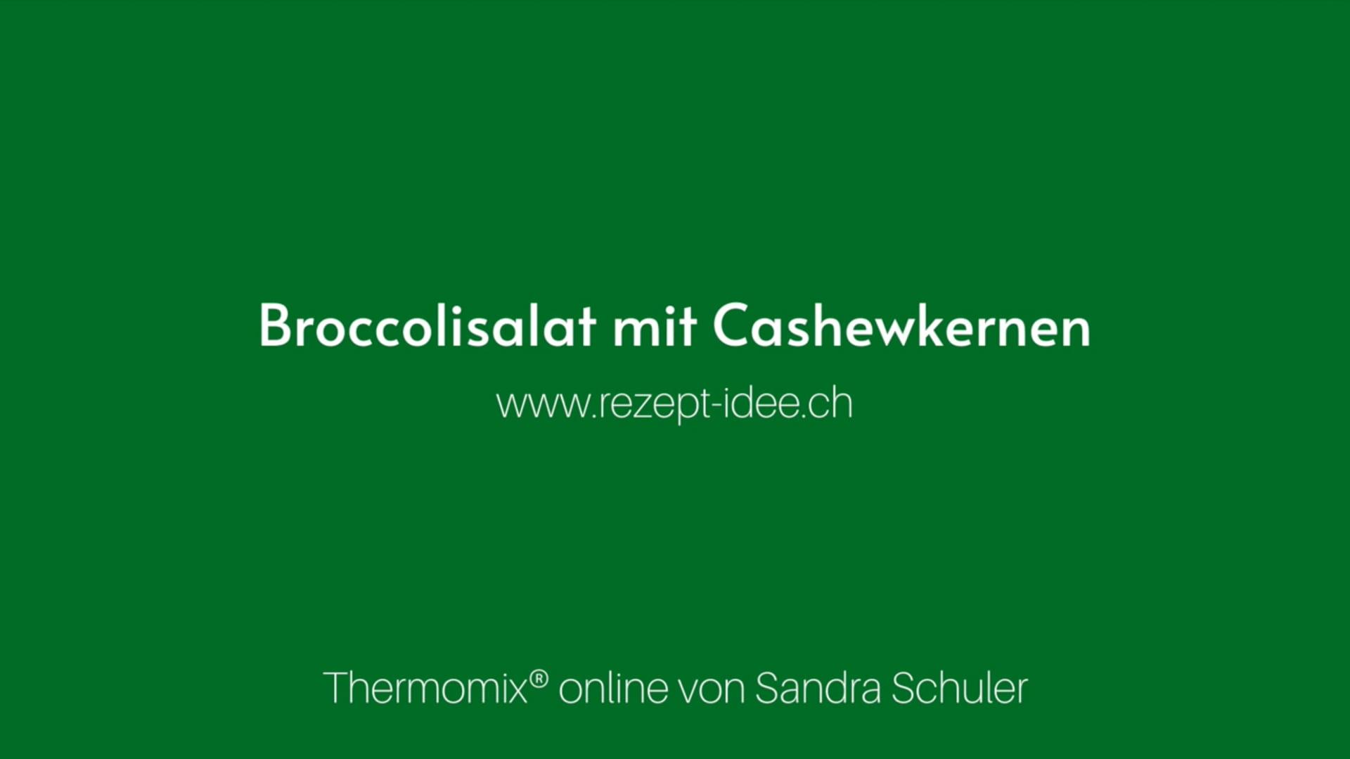 Broccolisalat - Sandra Schuler - Rezept-Idee.ch