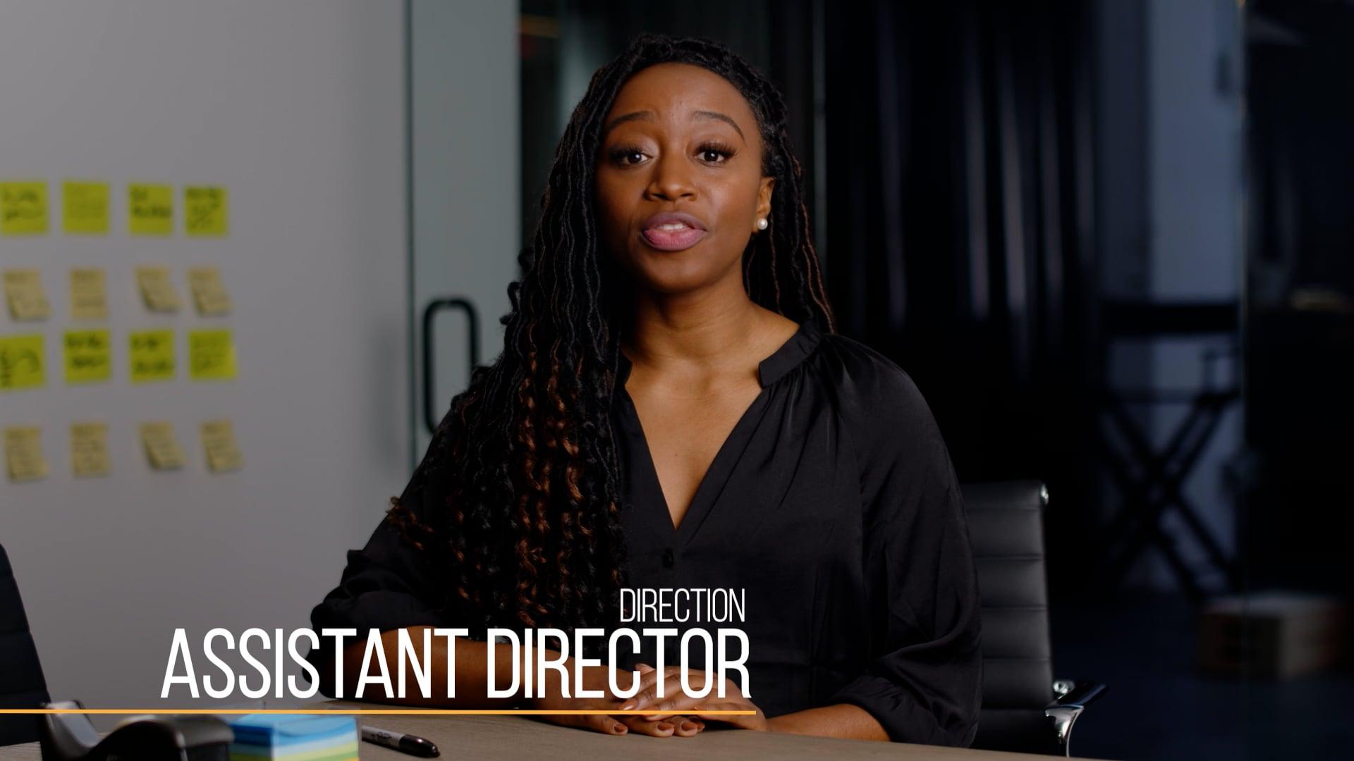 19 Production201 Assistant Directors