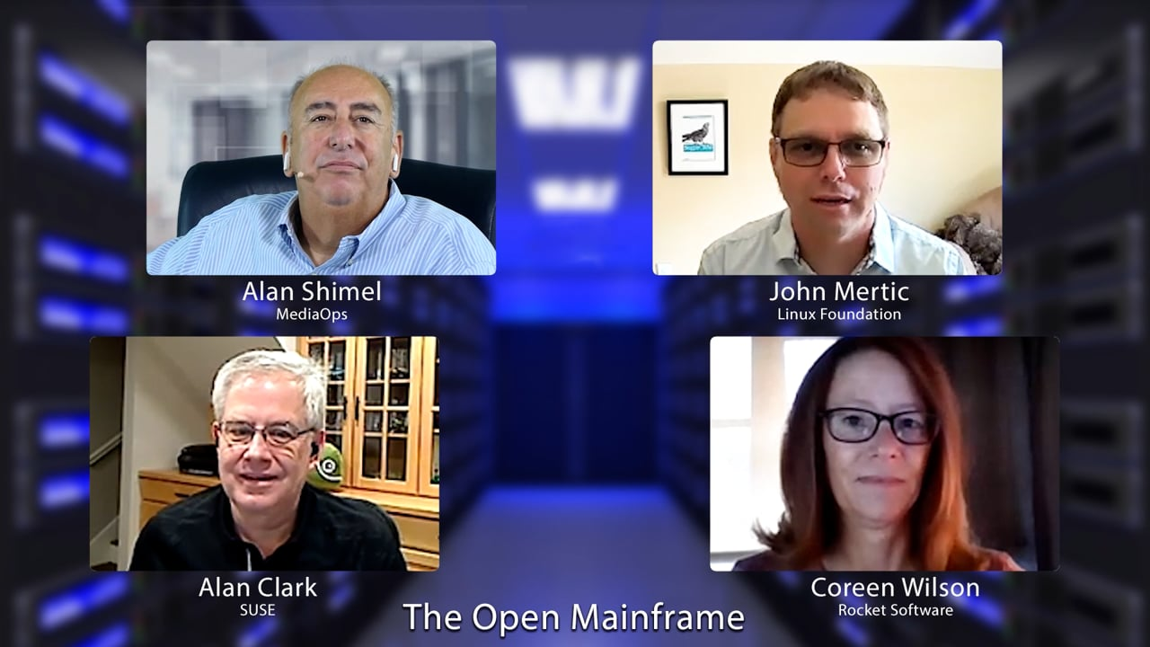 Open Mainframe Summit – The Open Mainframe Ep. 5