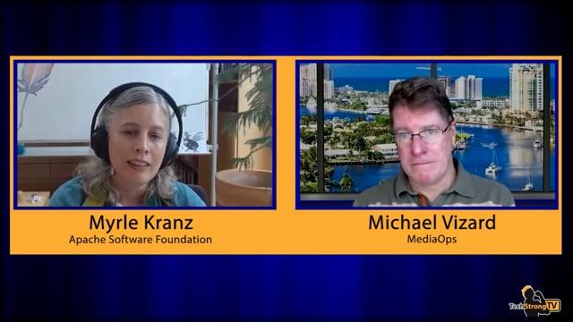 Open-Source Community - Myrle Kranz, Apache Software Foundation