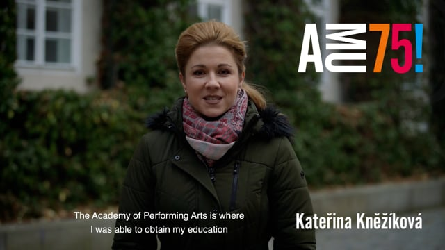 Kateřina Kněžíková je absolventkou Hudební a taneční fakulty AMU a v současnosti je jednou z nejvýraznějších osobností české opery.