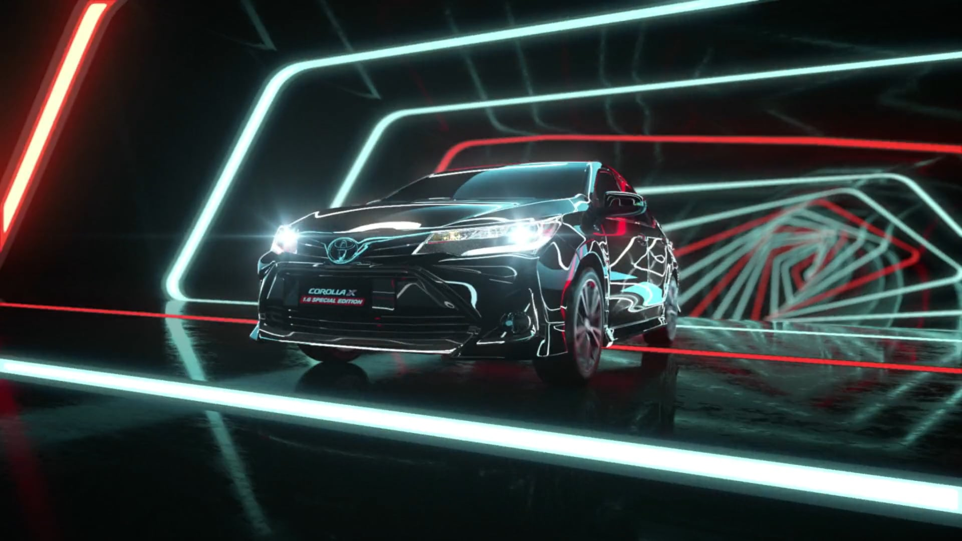 Toyota Corolla Altis X SE