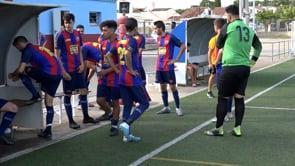 El segon equip debuta amb derrota (0-3)