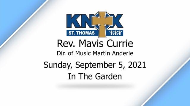 Knox - Sunday, September 5, 2021