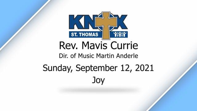 Knox - Sunday, September 12, 2021