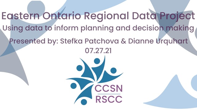 Using Data to inform Planning and Decision making