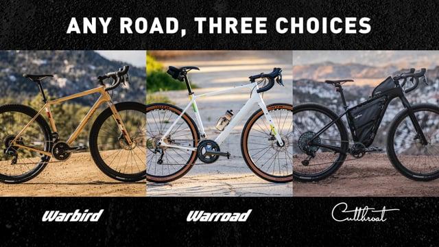 Long Story Short: Any Road, Three Choices