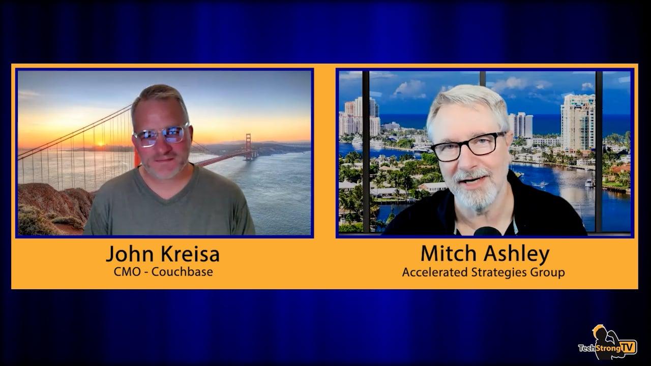 Applications to the Edge – John Kreisa, Couchbase