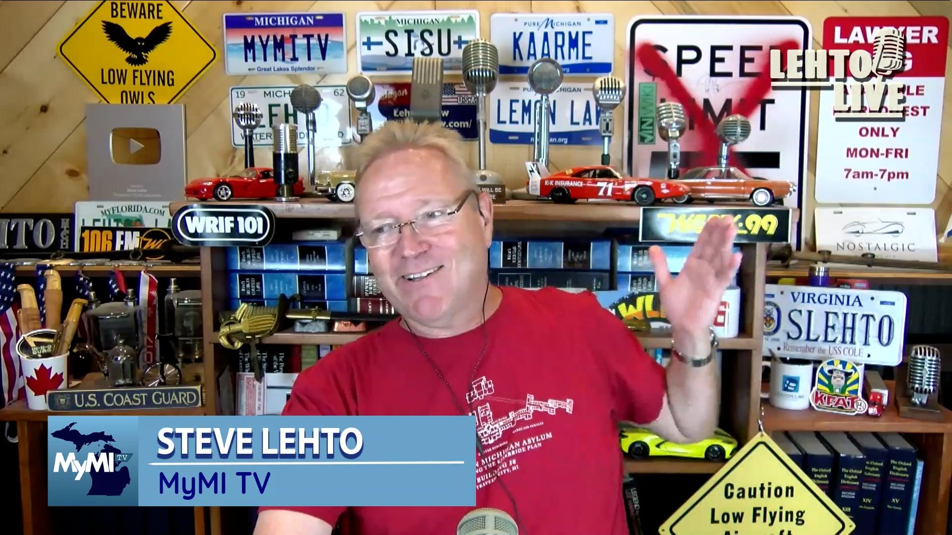 Lehto Live - Sep. 20th, 2021