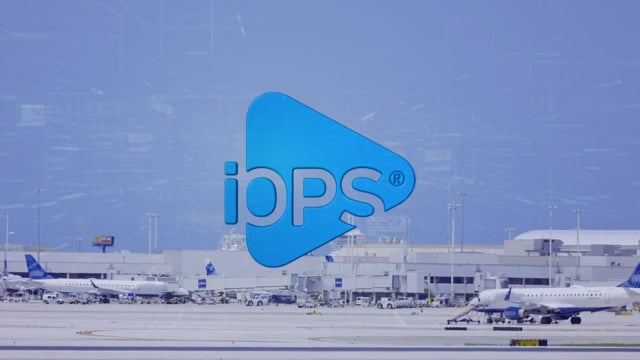 JBT AeroTech: iOPS for Gate Equipment
