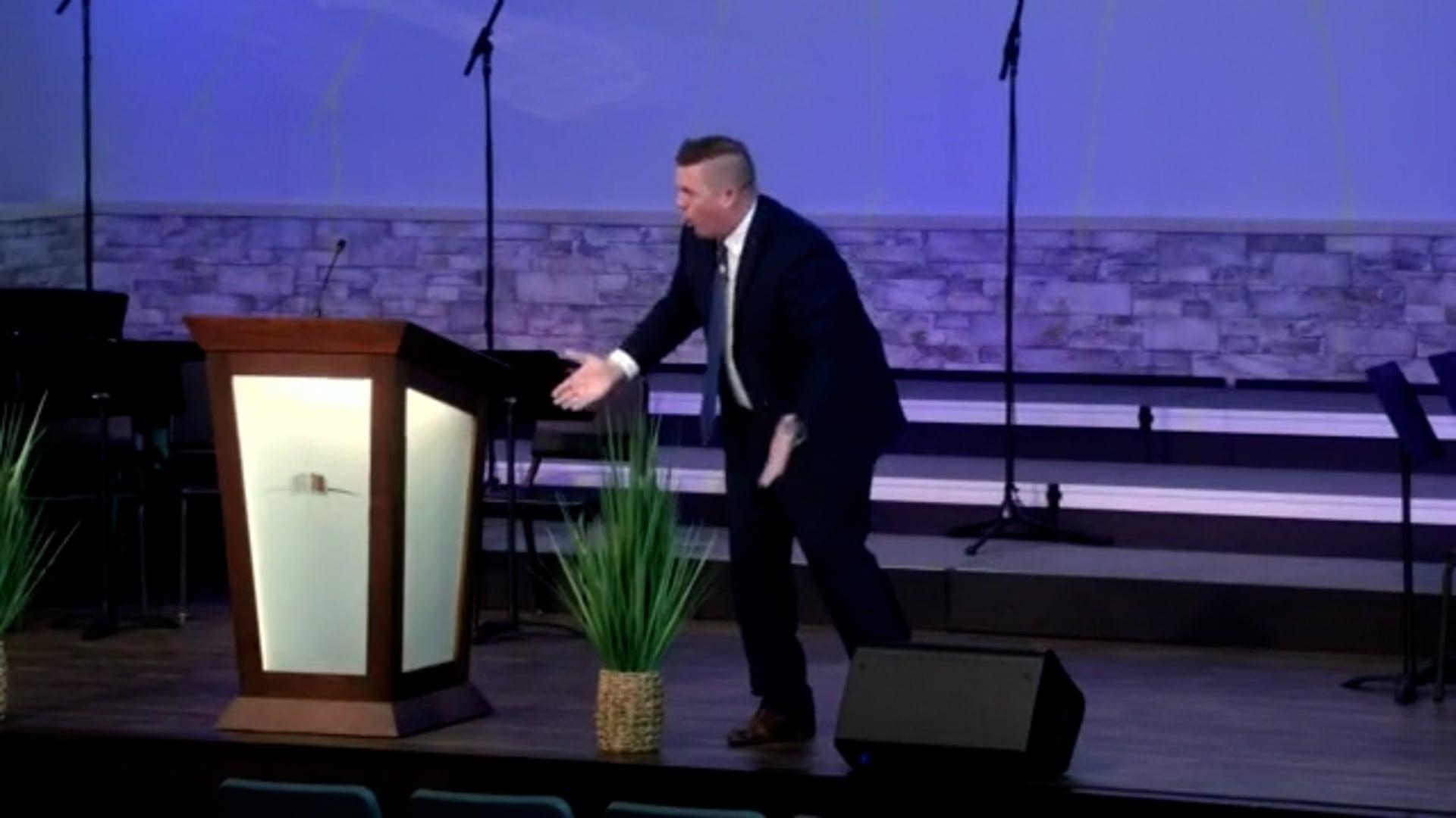 9/19/2021 - Pastor John Anderson - Friend Day