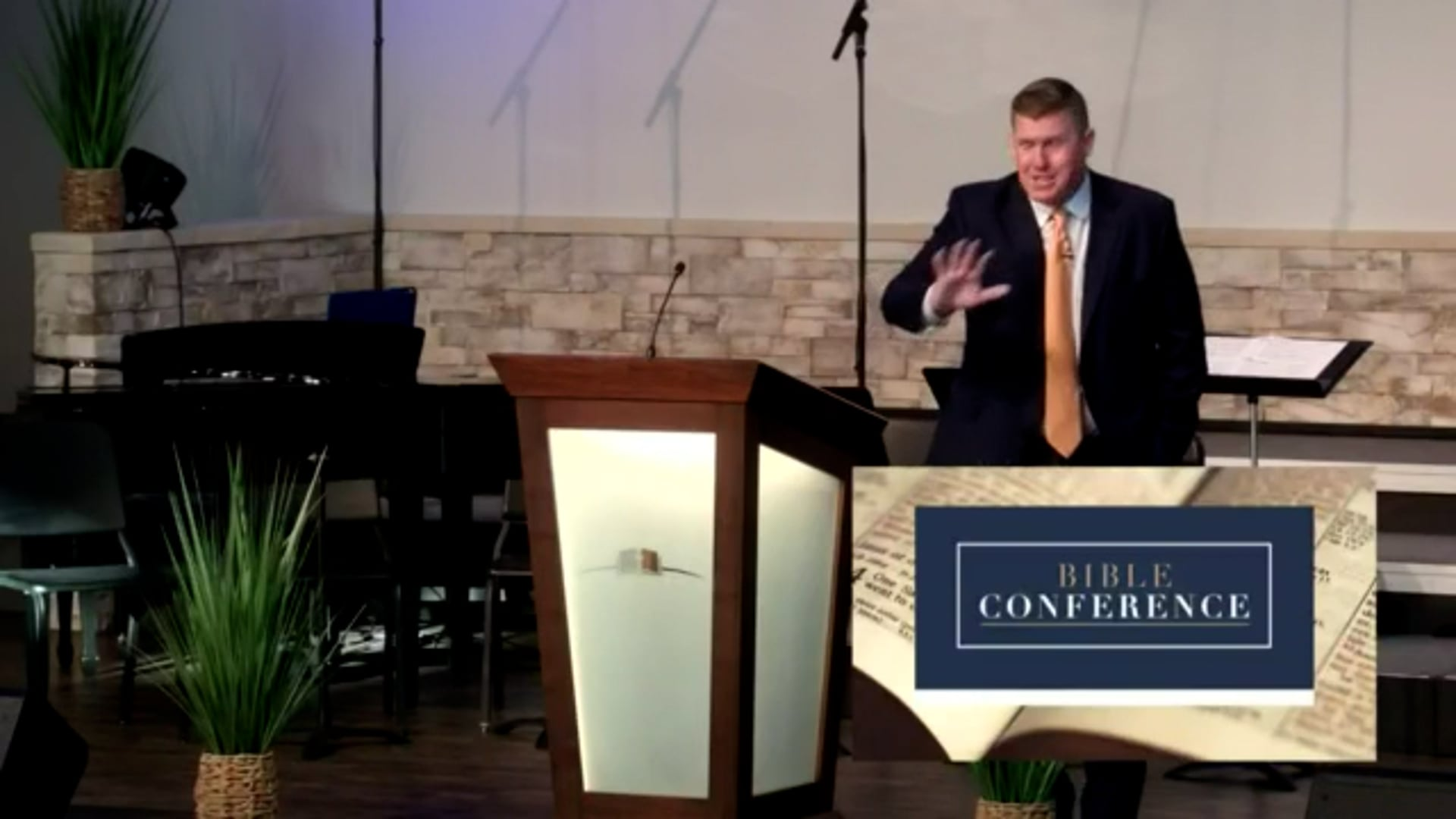 9/19/2021 - Bible Conference - Sunday PM