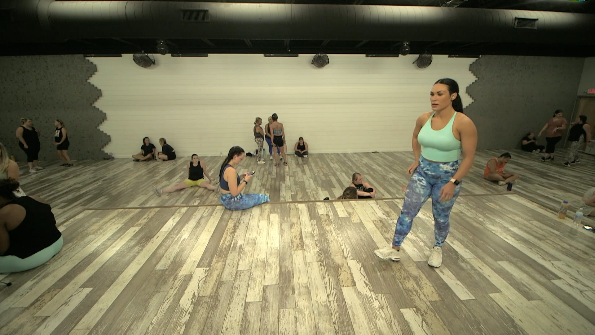 Hip Hop Choreography With Ty 09-14-21