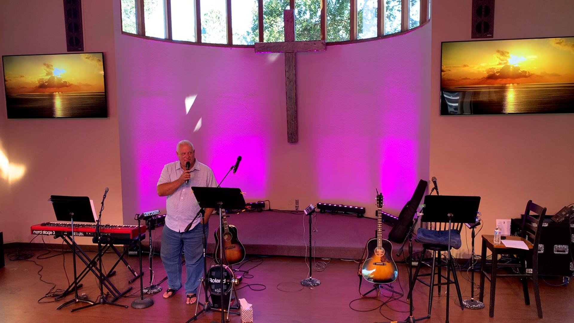 Part 2: Sermon - David Keyes - 19 Sep 2021