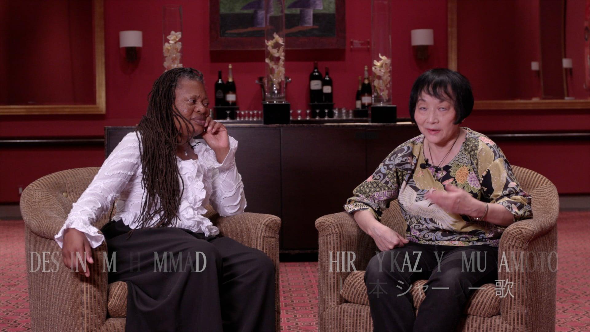 In Conversation: Shirley Kazuyo Muram...