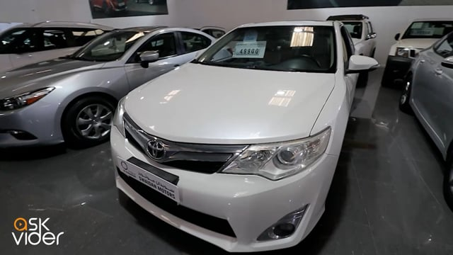 TOYOTA CAMRY 2.5 LIMITED...