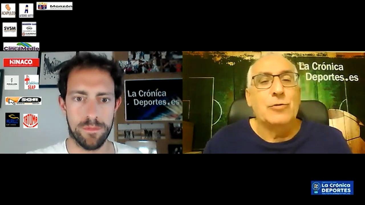 (Jornada 3) ANÁLISIS TERCERA DIVISIÓN / Carlos Marco y Carlos Lasús