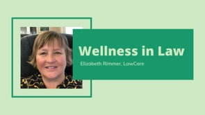 Wellness & Law: Spotlight on mental health charity LawCare