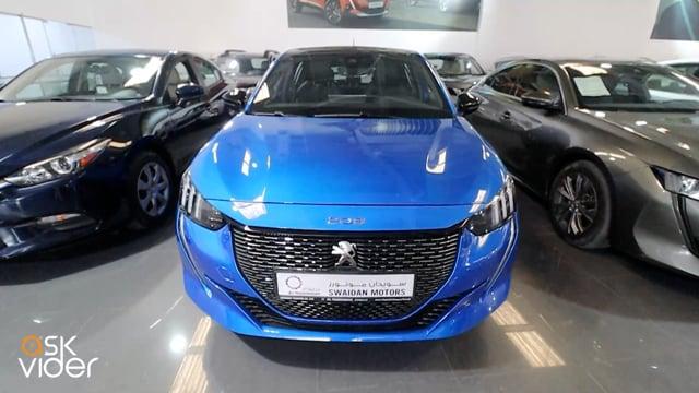 PEUGEOT 208 GT - BLUE - 2...