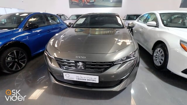 PEUGEOT 508 ACT 1.6 - GRE...