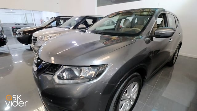 NISSAN XTRAIL S 2.5 - GRE...