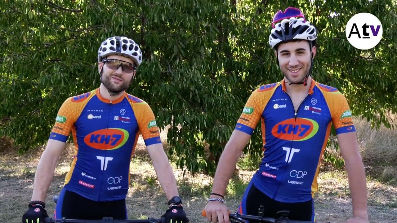 Dos joves d'Arenys de Munt participaran a la cursa Titan Desert