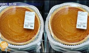 Pumpkin Pie, Get Ready to Buy