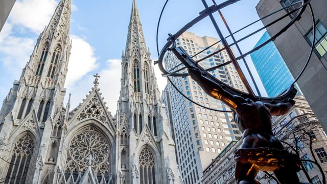 Mass from St. Patrick's Cathedral - September 21, 2021