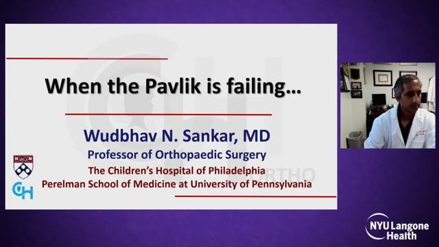 Failed Pavlik Brace Treatment – Whats Next? – International Hip Dysplasia Symposium