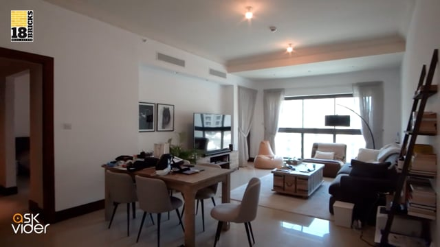 Above Mall | Next To Park | Super Spacious