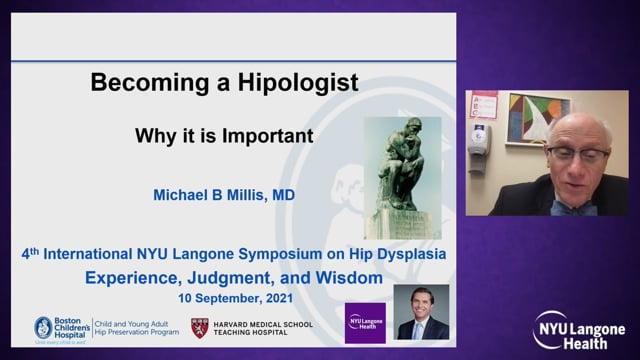 Becoming a Hipologist – Why it is Important? – International Hip Dysplasia Symposium