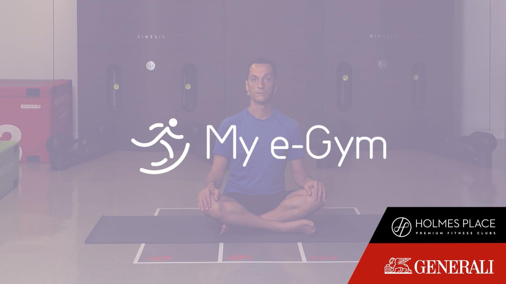 New to Yoga με τον Γιάννη Καραγεώργο