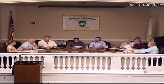 2021-09-16 Planning Board Meeting