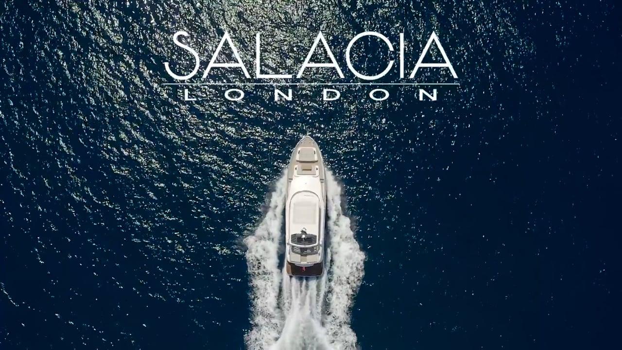 Salacia Superyacht for charter in Mallorca
