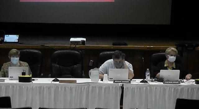 2021-09-20 School Committee Meeting